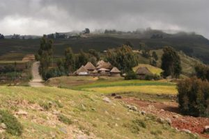 ethiopia-village