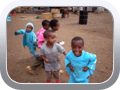 Ethiopian Children Playing