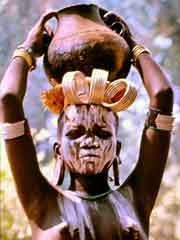 Omo valley girl