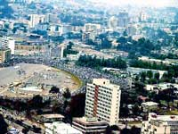 Addis Ababa view