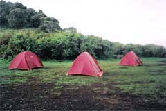 Camp at Sankaber