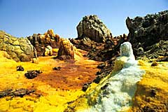 danakil salt lakes