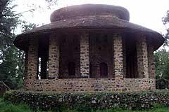 Debre Berhan Selassie's Church