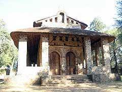Gebrebirhan Silassie Church