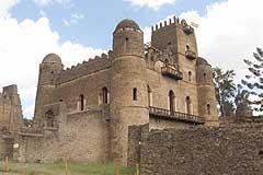 Emperor Fasiledas Palace
