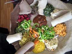 Ethiopian fasting dishes