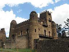 Royal Castle Gonder