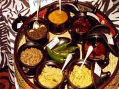 Ethiopian spicy wots