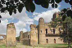 castles at Gonder