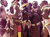 Omo Tribal Dancers